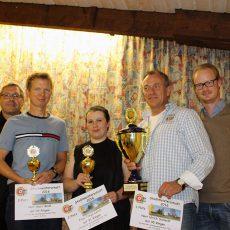 Ulrich Schmidt ist Stadtmeister und gewinnt auch das Bürgerschießen