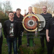 Erfolge für die Tell-Schützen bei den Kreismeisterschaften