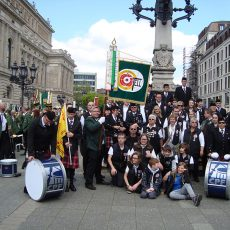Clan Pipers und Tell-Schützen vereinbaren Zusammenarbeit