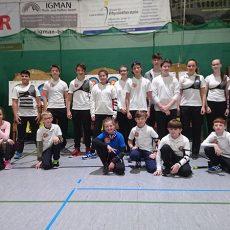 Bezirksmeisterschaft Bogen Halle 2018 – Dietzenbacher Bogenschützen wieder ganz vorne dabei