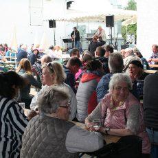 Himmelfahrt (Vatertag) bei den Tell-Schützen in Dietzenbach