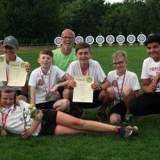 Tell-Schützen erfolgreich auf der hessischen Meisterschaft