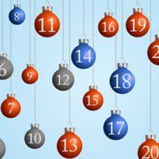 begehbare Adventskalender