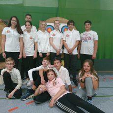 Bezirksmeisterschaft Bogen Halle 2019 – Dietzenbacher Bogenschützen sichern sich Erfolge