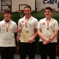 Erfolge für die Dietzenbacher Bogenschützen bei den hessischen Meisterschaften Bogen in der Halle
