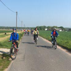 Radtour am Tag der Arbeit
